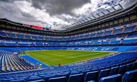 Nuevas imágenes de la remodelación del Estadio Santiago Bernabéu