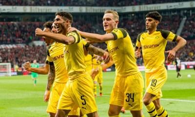 resurgimiento del Borussia Dortmund