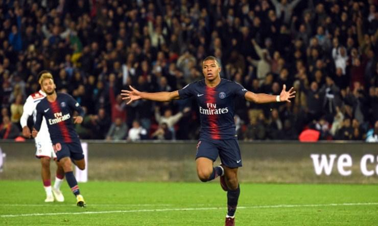 oferta que el Real Madrid hizo por Mbappé