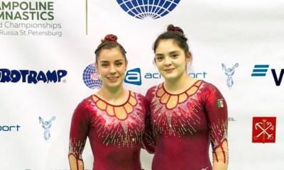 Dafne Navarro y Melissa Flores ganaron bronce