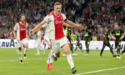 Matthijs De Ligt ganó el Golden Boy