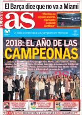 diarios deportivos del 11 de diciembre de 2018