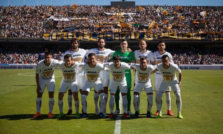 último campeonato de Pumas