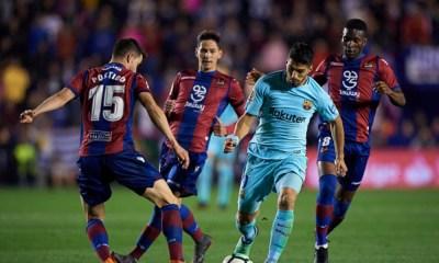 Barça se enfrentará al Levante