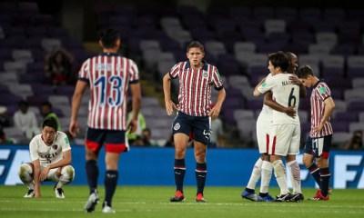 Chivas fue eliminado del Mundial