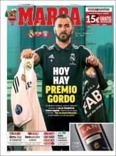 diarios deportivos del 22 de diciembre de 2018