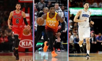 protagonistas de la NBA en México