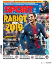 diarios deportivos del 29 de diciembre de 2018