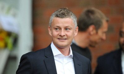 Solskjaer entrenará al Manchester United