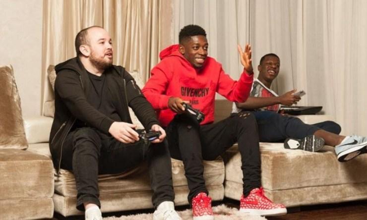 videojuegos la nueva amenaza de los futbolistas