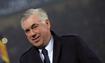 Ancelotti no ocultó su deseo por el 'Chucky'