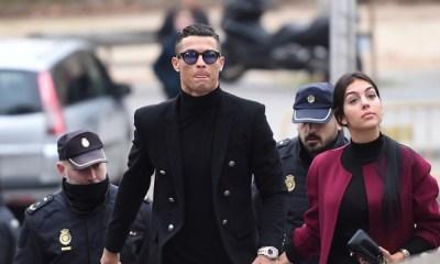 Cristiano Ronaldo reconoció delitos fiscales