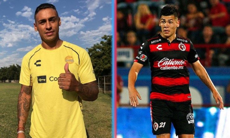 Dorados fichó a un campeón de Libertadores