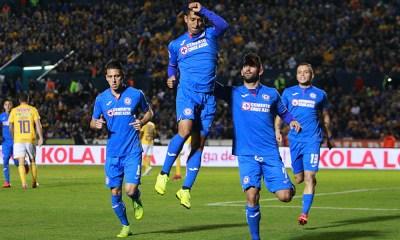 Cruz Azul sorprendió a Tigres