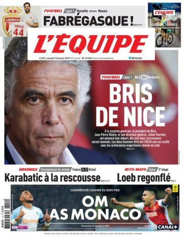 diarios deportivos del 12 de enero de 2019