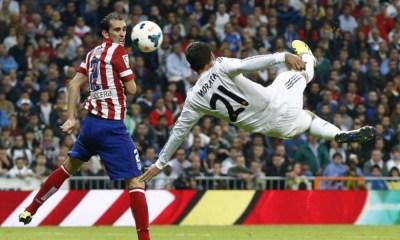 Morata quiere jugar en el Atlético de Madrid