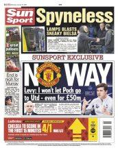 Sun diarios deportivos del 12 de enero de 2019