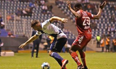 Puebla rescató el empate ante Pachuca