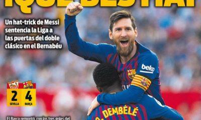 diarios deportivos del 24 de febrero de 2019