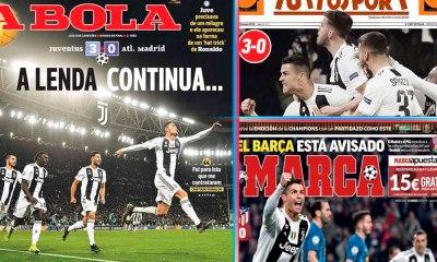 diarios deportivos del 13 de marzo de 2019
