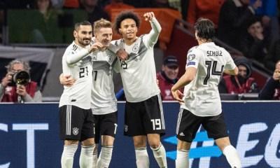 Alemania derrotó a Holanda