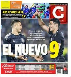diarios deportivos del 24 de marzo de 2019