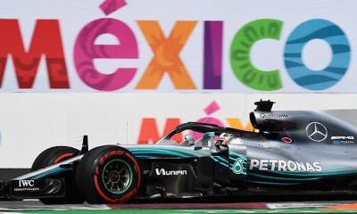 GP de México podría cambiar de fecha