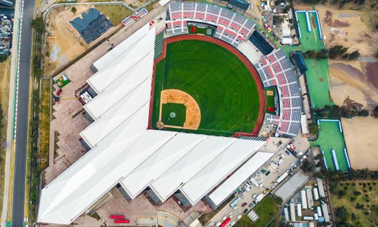 Los Diablos Rojos inauguraron su estadio