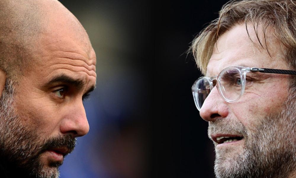partidos del Manchester City y Liverpool
