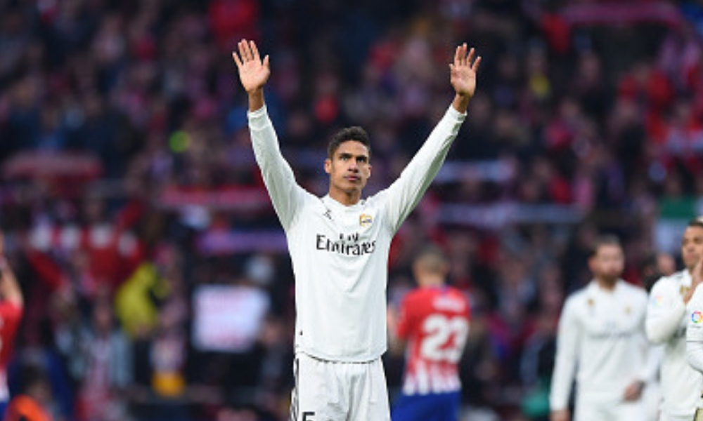 Varane pidió salir del Real Madrid, DescripciónRaphaël Xavier Varane, Varane se va del Real Madrid