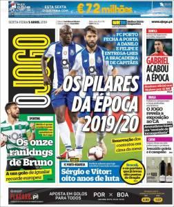 diarios deportivos del 4 de abril de 2019
