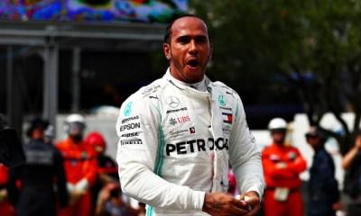 Hamilton consiguió la pole position en Mónaco