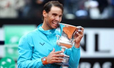 Rafael Nadal ganó el Masters de Roma