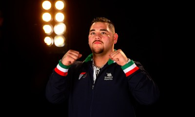 próxima pelea de Andy Ruiz