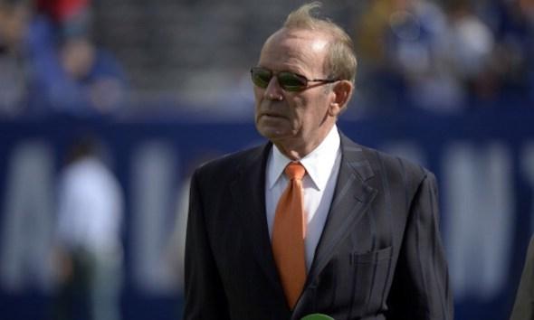 Falleció el dueño de los Broncos