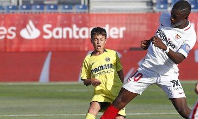 Futbolista de 12 años sorprende con su 1.75
