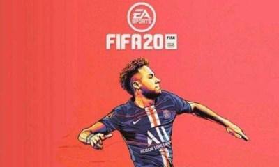 Neymar no estaría en la portada del FIFA 20