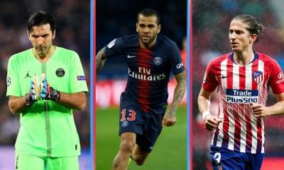 jugadores libres que encajan en el Barcelona