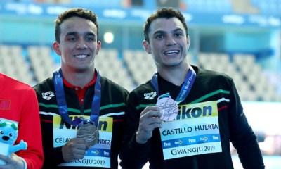 Castillo y Juan Celaya consiguieron boleto para Tokio