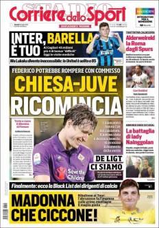 La Juventus tiene listo a dos joyas del futbol europeo que pronto presentará como refuerzos. (Corriere dello Sport)