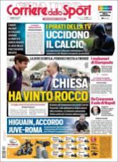 Federico Chiesa ya se convirtió en una prioridad para la Juve. (Corrierre dello Sport)
