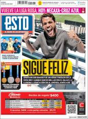 Jonathan Dos Santos no se olvida del gol que le hizo a los Estados Unidos en la Final de la Copa Oro. (Esto)