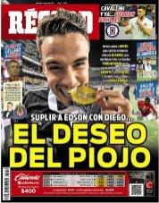 Diego Reyes estaría en la órbita del América. Con la posible salida de Edson Álvarez, el 'Piojo' cree que sería el remplazo perfecto. (Récord)