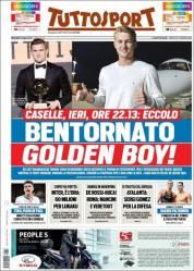 Matthijs de Ligt podría ser el nuevo 'Goldey Boy' (Tuttosport)