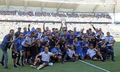 títulos de Ricardo Peláez con Cruz Azul