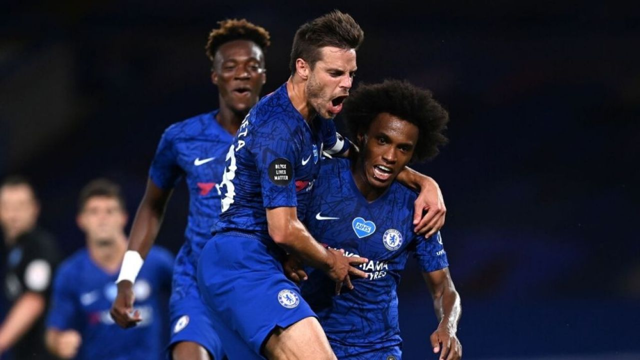 Chelsea derrotó al Manchester City y le hizo un favor al Liverpool