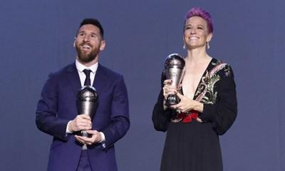 Premios The Best 2020