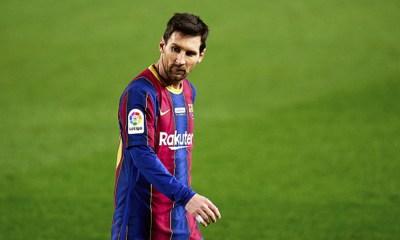 Messi enviaria el burofax al Barcelona