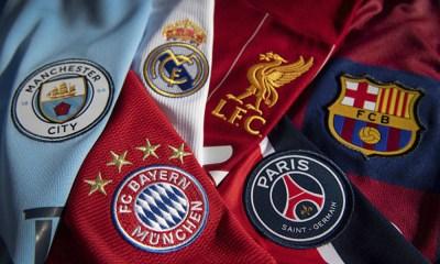 Octavos de Final Champions League 2020