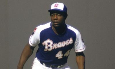 Falleció 'Hank' Aaron leyenda de Atlanta Braves